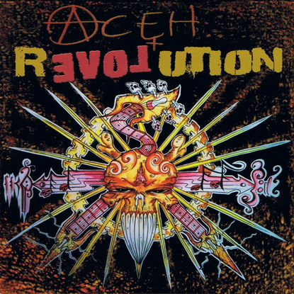 Aceh revolution - Benefit compilation for indonesian punks