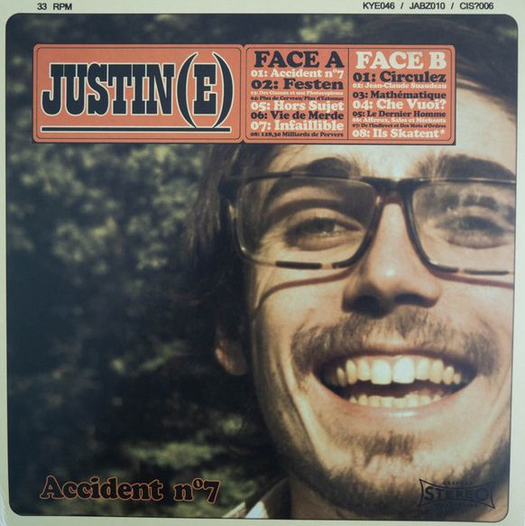 Justin(e) - accident n°7 (LP)