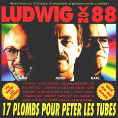 Ludwig Von 88 - 17 plombs pour peter les tubes
