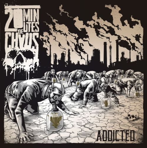 20 minutes de chaos - Addicted (LP)
