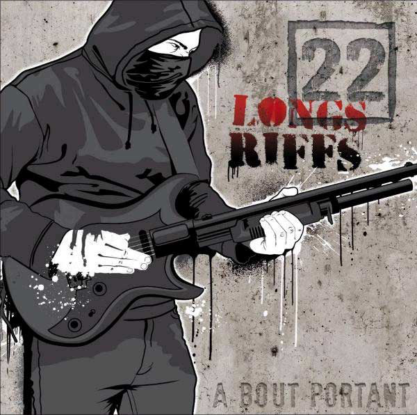 22 longs riffs - A bout portant (LP)