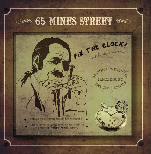 65 mines street - Fix the clock