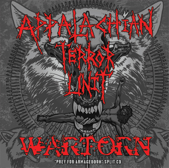 Wartorn / Appalachian Terror Unit - split CD