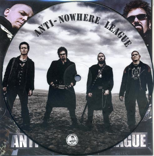 Anti-Nowhere League - This Is War