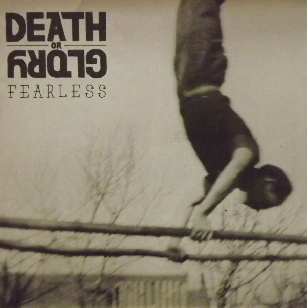 Death or glory - Fearless (LP)