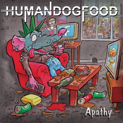 Human Dogfood - Apathy (LP)