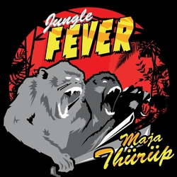 Jungle Fever - Maja Thurup (LP)