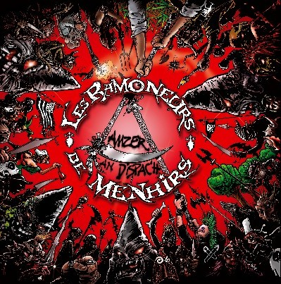 Les Ramoneurs de Menhirs - Amzer An Dispac'h (LP)