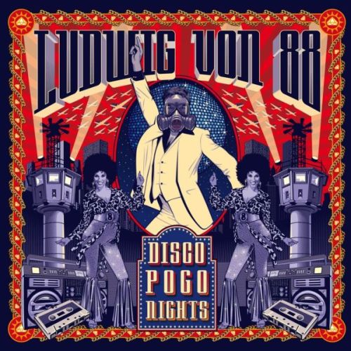 Ludwig Von 88 - Disco Pogo Night