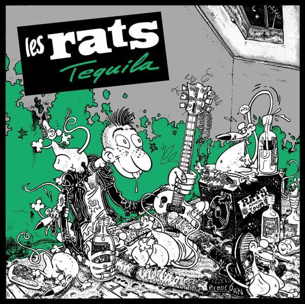 Les Rats - Tequila (LP)