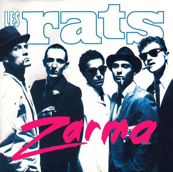 Les Rats- Zarma et Craoued (LP)