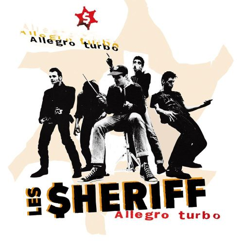 Les Sheriff - Allegro turbo (LP)