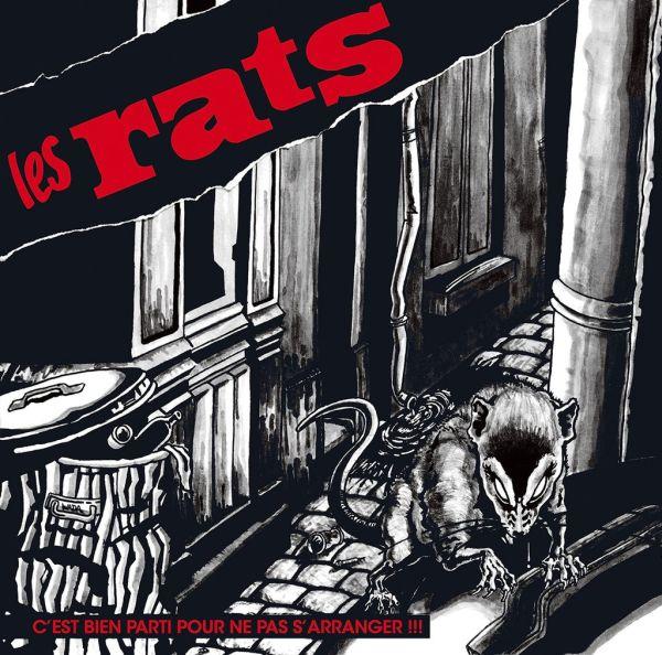Les Rats - C'est bien parti pour ne pas s'arranger !! (LP)