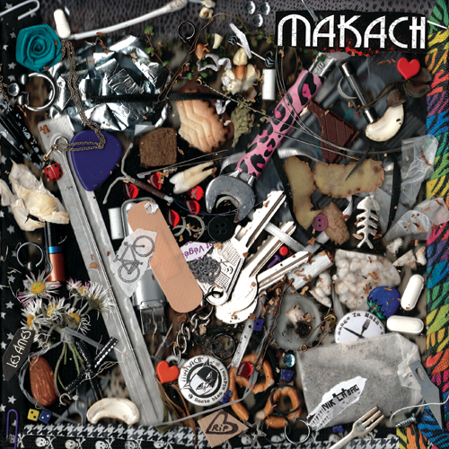Makach - st (EP)