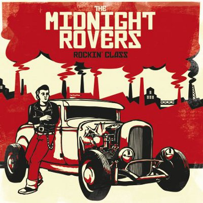The Midnight Rovers - Rockin' class