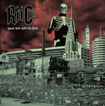 "R'n'Cs - ""Speed date with the devil"" (LP+CD)"