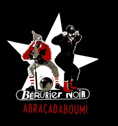 Tshirt Bérurier Noir - Abracadaboum (2014)
