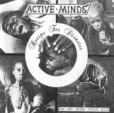 Active Minds - Recipe for disaster (EP)