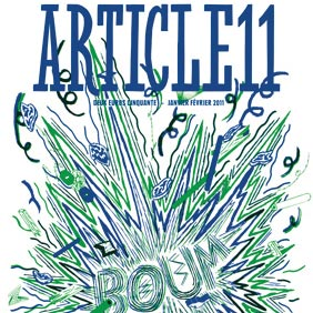 Article 11 n°2 - janv/fev 2011