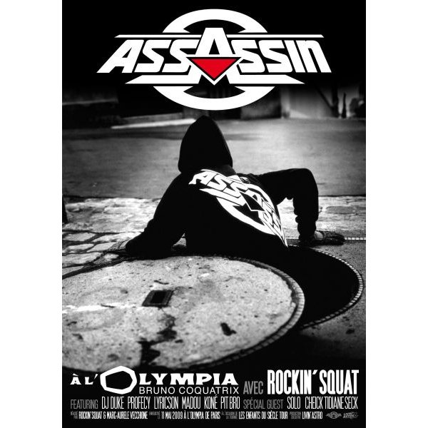Assassin/Rockin' Squat - Olympia 2009