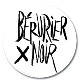 Badge - Bérurier Noir - Logo