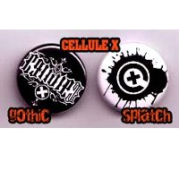Badge - Cellule X