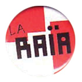 Badge - La Raia
