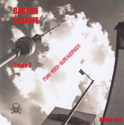 Baston Labaffe n°2 (audiozine)