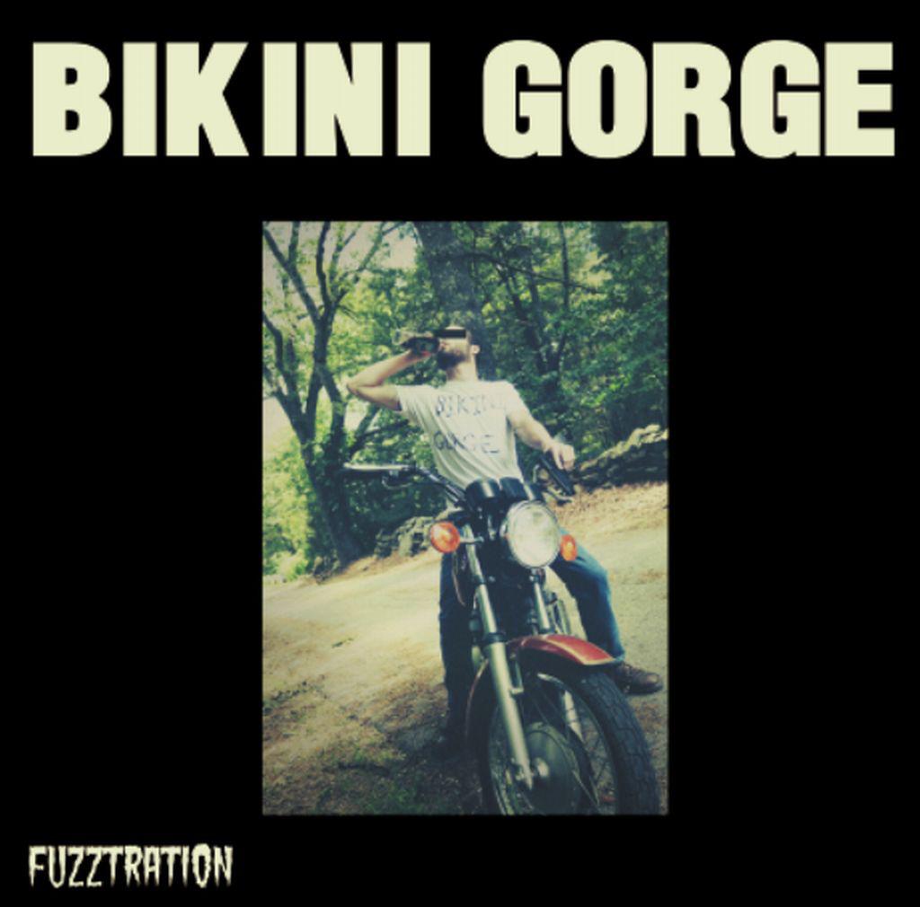 Bikini Gorge - Fuzztration (LP)
