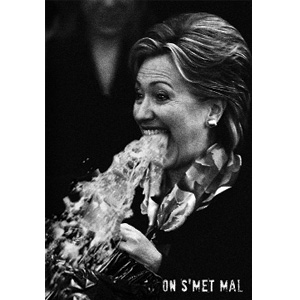 BILE CLINTON - On s'met mal