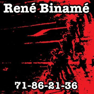 René Binamé - 71-86-21-36 (LP)