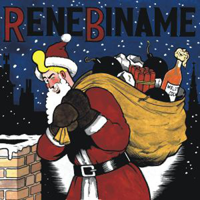 René Binamé - Noël etc... (LP)