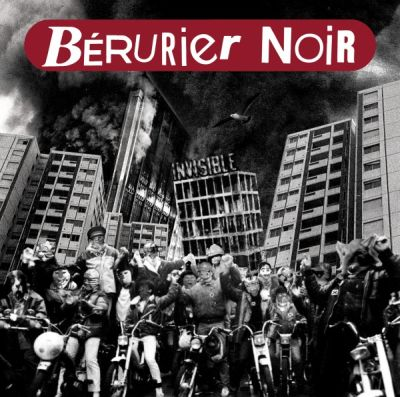 Bérurier Noir - Invisible (LP)