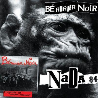 Bérurier Noir - Nada84 (EP)