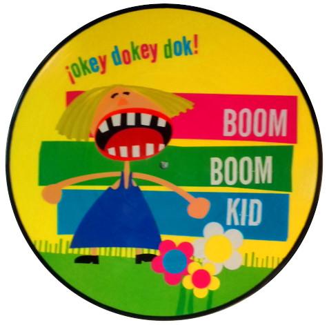 Boom Boom Kid - Okey Dokey