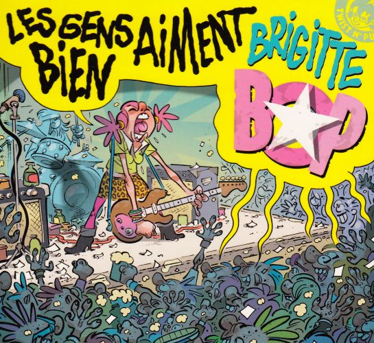 Brigitte Bop - Les gens aiment bien (LP)