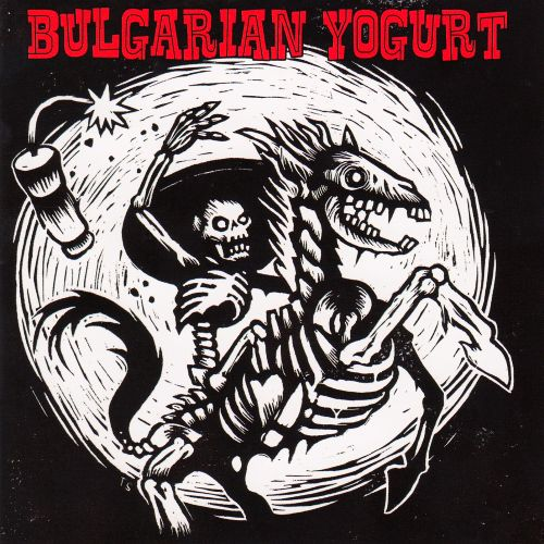 Bulgarian Yogurt - st