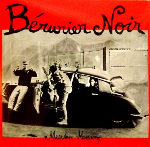 Bérurier Noir - Macadam Massacre (LP Rouge)