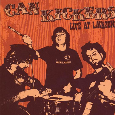 Can Kickers - live at Lavazone