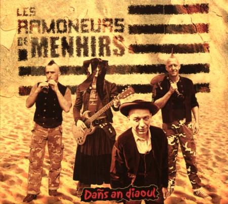 Les Ramoneurs de Menhirs - Dans An Diaoul CD