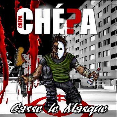 Chepa - Casse le masque (LP)
