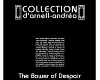 Collection d'Arnell Andrea - The bower of despair