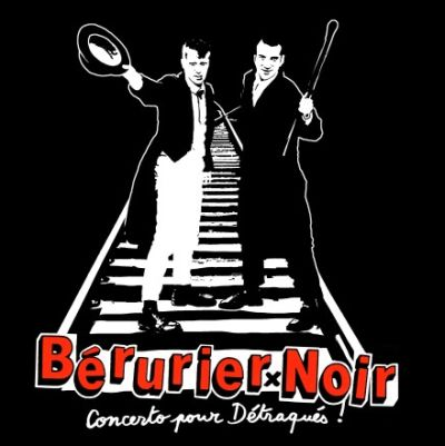 Tshirt Bérurier Noir - Concerto (2014)