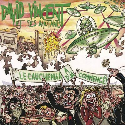 David Vincent et ses mutants - le cauchemar a d'jà commencé !