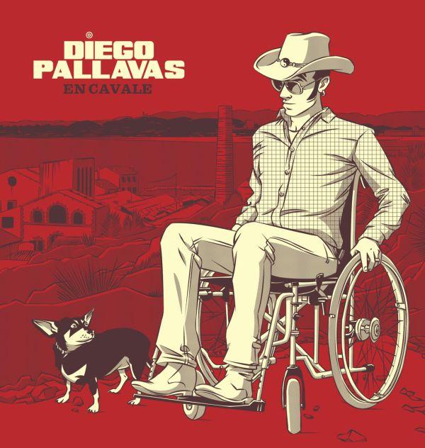 Diego Pallavas - En cavale (LP)