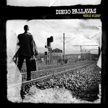 Diego Pallavas - Série Noire (LP)