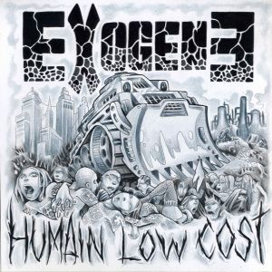 Exogene - Humain Low Cost (LP)