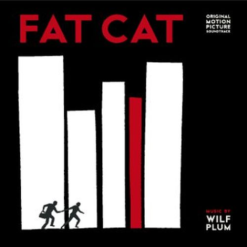 Wilf Plum - Fat Cat (la BO du film) (LP)