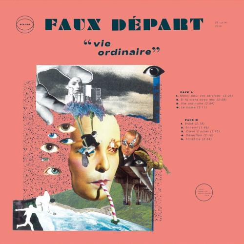 Faux Départ - Vie ordinaire (LP)