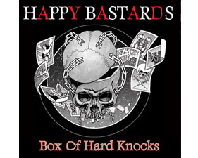Happy Bastards - Box of Hard Knocks